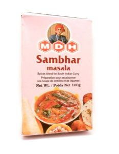 MDH Sambhar Masala (Sambar) | Buy Online at the Asian Cookshop